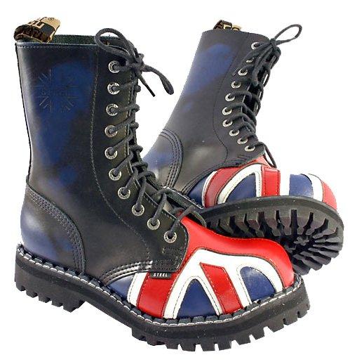 10 dírkové boty STEEL Flaga   Hilby.cz - Boty MERRELL 4a41c1f76c