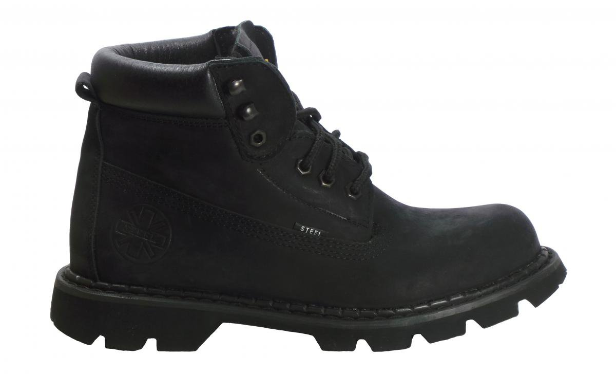 4 dírkové boty STEEL 052 Black bez oceli   Hilby.cz - Boty MERRELL ... fb4d67ab45