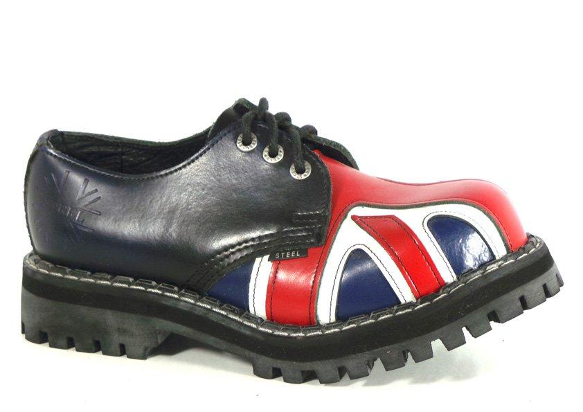 3 dírkové boty STEEL Flaga   Hilby.cz - Boty MERRELL f7fd4b8b47