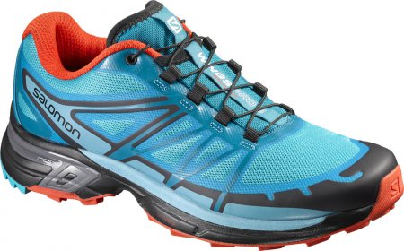 SALOMON L39030500 WINGS PRO 2 W BLUE JAY/FOG BLUE/LAVA ORA
