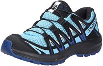 SALOMON L41124400 XA PRO 3D J Ethereal Blue/Surf W/White
