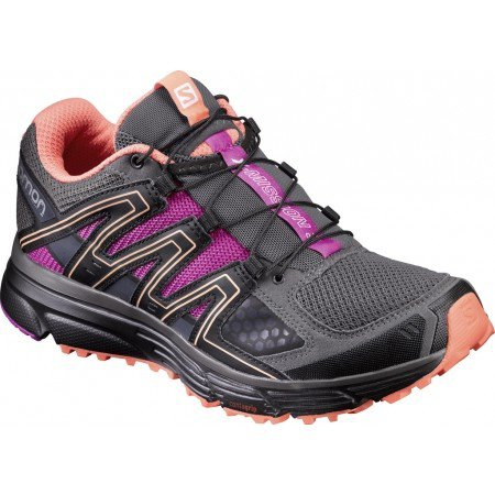 SALOMON L39325800 X-MISSION 3 W Magnet/black/rose violet