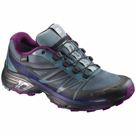 SALOMON L39848000 WINGS PRO 2 GTX W NORTH ATLA/ASTRAL AUR